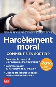 Ucareoutplacement.be Harcèlement moral - Comment s'en sortir ? Image