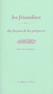 Les friandises - Dix façons de les préparer.pdf