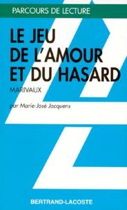 """Marie-José Jacquens - """"Le jeu de l'amour et du hasard"""", Marivaux."""