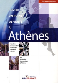 Marie-José Kotsovassilis et Nicolas Demestihas - Ouvrir un point de vente à Athènes.