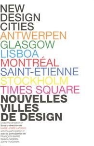 Marie-José Lacroix - Nouvelles villes de design.