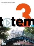 Marie-José Lopes et Jean-Thierry Le Bougnec - Totem 3 B1 - Méthode de français. 1 DVD