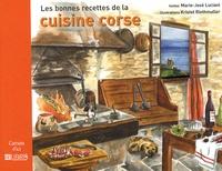 Marie-José Luciani - Les bonnes recettes de la cuisine corse.