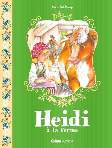 Heidi Tome 3 Heidi à la ferme