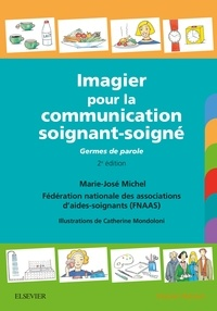 Imagier pour la communication soignant-soigné- Germes de parole - Marie-José Michel |
