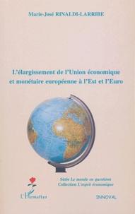 Lélargissement de lUnion économique et monétaire européenne à lest et leuro.pdf