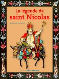 Marie-José Strich - La légende de saint Nicolas.