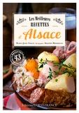 Marie-José Strich - Les meilleures recettes d'Alsace.