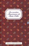Marie-José Strich - Les recettes alsaciennes de Tante Odile.