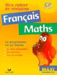 Galabria.be Mon cahier de révisions Français-Maths CP Image
