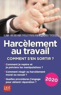 Marie-Josée Gava - Harcèlement au travail - Comment s'en sortir ?.