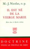 Marie-Joseph Nicolas - .