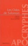 Marie-Joseph Pierre - Les Odes de Salomon.