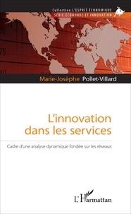 Histoiresdenlire.be L'innovation dans les services - Cadre d'une analyse dynamique fondée sur les réseaux Image