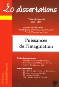 Marie-Joséphine Coquin et Natalia Leclerc - Puissances de l'imagination.