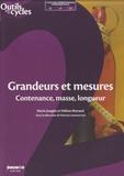 Marie Jouglet - Grandeurs et mesures - Contenance, masse, longueur.