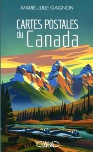 Marie-Julie Gagnon - Cartes postales du Canada.