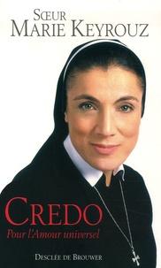 Deedr.fr Credo - Pour l'Amour universel Image