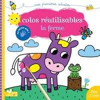 Marie Kiprianou - Colos réutilisables à la ferme - Avec pinceau.