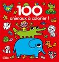 Marie Kyprianou - 100 animaux à colorier !.