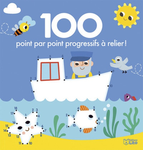 100 point par point progressifs à relier !