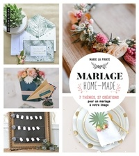 Marie la pirate - Mariage homemade - 7 thèmes, 27 créations pour un mariage à votre image.