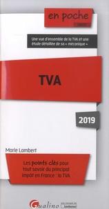 Marie Lambert - TVA.