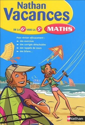 Marie Lattuati - Maths - De la 6e vers la 5e.