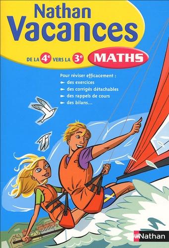 Marie Lattuati - Maths - De la 4e vers la 3e.