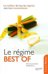 Marie-Laure André - Le régime Best Of.