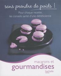 Marie-Laure André - Macarons et gourmandises.