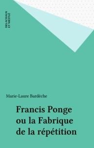 Marie-Laure Bardeche - .