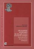 Marie-Laure Berdeaux-Le-Brazidec - Découvertes monétaires des sites gallo-romains de la forêt de Compiègne (Oise) et des environs dans leurs contextes archéologiques.
