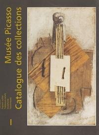 Marie-Laure Besnard-Bernadac et Michèle Richet - Musée Picasso, catalogue des collections (1) : peintures, papiers collés, tableaux-reliefs, sculptures, céramiques.