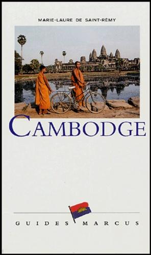 Marie-Laure de Saint-Rémy - Cambodge - Angkor.