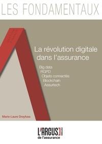Marie-Laure Dreyfuss - La révolution digitale dans l'assurance.