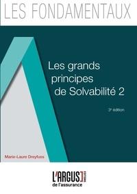 Marie-Laure Dreyfuss - Les grands principes de Solvabilité 2.