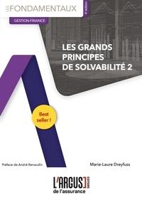 Les grands principes de Solvabilité 2 - Marie-Laure Dreyfuss pdf epub
