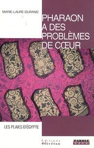 Accentsonline.fr Pharaon a des problèmes de coeur - Les plaies d'Egypte Image