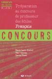 Marie-Laure Elalouf et Paul Cappeau - Préparation au concours de professeur des écoles - Français.