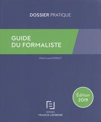 Marie-Laure Enault - Guide du formaliste.