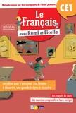 Marie-Laure Fauquet-Gobin et Patrick Chenot - Le français avec Rémi et Ficelle CE1.