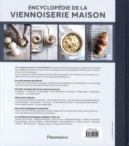 Encyclopédie de la viennoiserie maison