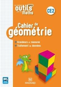 Marie-Laure Frey-Tournier - Cahier de géometrie CE2.