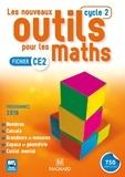 Marie-Laure Frey-Tournier et Françoise Reale-Bruyat - Les nouveaux outils pour les maths CE2 - Fichier.