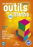 Marie-Laure Frey-Tournier et Françoise Reale-Bruyat - Les nouveaux outils pour les maths CE2.
