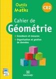 Marie-Laure Frey-Tournier - Outils pour les maths CE2 - Cahier de géométrie.