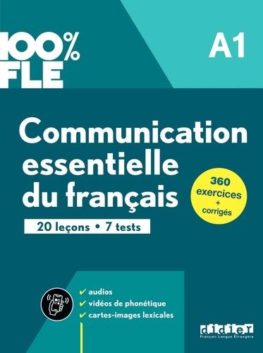 Marie-Laure Lions-Olivieri et Eugénie Mottironi - Communication essentielle du français A1.