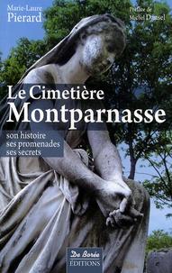Histoiresdenlire.be Le Cimetière Montparnasse - Son histoire, ses promenades, ses secrets Image