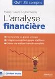 Marie-Laure Ruhemann - L'analyse financière. 1 Cédérom